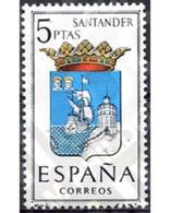 Ref. 114959 * MNH * - SPAIN. 1965. PROVINCES CAPITALS COATS OF ARMS . ESCUDOS DE CAPITALES DE PROVINCIA - 1961-70 Unused Stamps