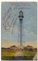 Constanta Techirghiol Farul De La Tuzla Edit Maier / Stern Phare Lighthouse Light Damages Corners - Roumanie