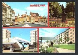 Polonia. Warszawa. Edit. K.A.W. Nueva. - Polonia