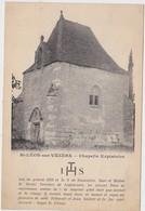 24 - SAINT LÉON SUR VÉZÈRE   Chapelle Expiatoire - France