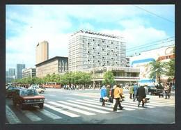 Polonia. Warszawa *Ulica Marszalkowska* Edit. K.A.W. Nueva. - Polonia