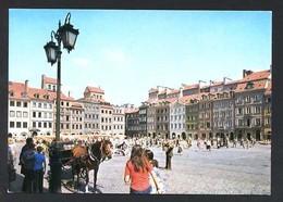 Polonia. Warszawa *Rynek Staregi Miasta* Edit. K.A.W. Nueva. - Polonia