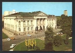 Polonia. Warszawa *Plac Malachowskiego...* Edit. K.A.W. Nueva. - Polonia
