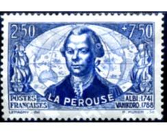 Ref. 120786 * MNH * - FRANCE. 1942. NATIONAL RELIEF  . PRO SEGURIDAD NACIONAL - Geography