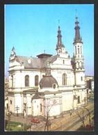 Polonia. Warszawa *Trójnawowa Bazylika P.w. Zbawiciela* Edit. K.A.W. Nueva. - Polonia