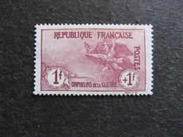 TB N° 154,  Neuf XX. Bon Centrage. - Nuovi