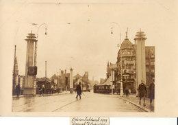 Damrak. Edison Lichtweek 1929 - Amsterdam