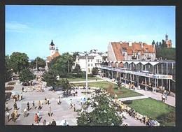 Polonia. Sopot *Plac Przyjazni Polsko-Radzieckiej* Edit. K.A.W. Nueva. - Polonia