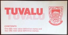 Tuvalu 1984 Handicrafts Booklet Unused MNH - Tuvalu