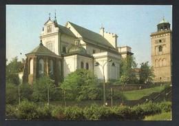 Polonia. Warszawa *Kosciól Sw. Anny-barokowy...* Edit. K.A.W. Nueva. - Polonia