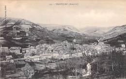 12 - MARCILLAC : Vue Générale - CPA - Aveyron - France