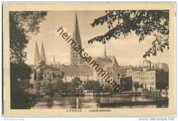Lübeck - Aegidienkirche - Luebeck