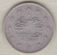 Turquie , 2 Kurush AH 1293 Year 30 Abdul Hamid II, En Argent ,KM# 736 - Türkei
