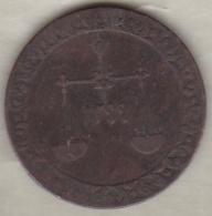 TANZANIE . ZANZIBAR .1 PYSA AH 1297 (1881) .KM# 1 . COPPER - Tanzanía