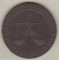 TANZANIE . ZANZIBAR .1 PYSA AH 1297 (1881) .KM# 1 . COPPER - Tanzanie
