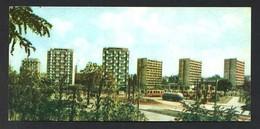Polonia. Warszawa *Osiedle Mieszkanicwe* Edit. Ruch. Meds: 70 X 147 Mms. Circulada 1967. - Polonia