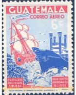 Ref. 179606 * MNH * - GUATEMALA. 1959. FLOTA MERCANTIL CENTROAMERICANA - Ships