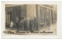MAGASINS MODERNES PARIS FINISTERE - DEVANTURE COMMERCE - CARTE PHOTO - Magasins