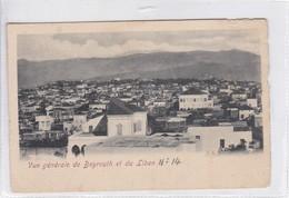 VUE GENERALEDE BEYROUTH ET DU LIBAN. TURQUIE- BLEUP - Turkije