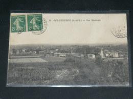MAS D AGENAIS   / ARDT  Marmande    1910 /    VUE  .....  EDITEUR - France