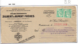 Perforé France Type Marianne De Gandon N° 807 Perf Ref Ancoper SR 199 - Francia