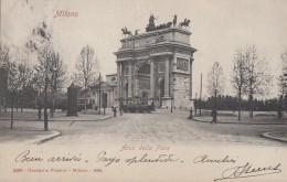 Italie -  Milano - Arco Della Pace - Milano