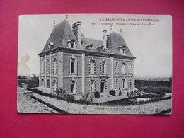 51600  -  Quinéville  (Manche)  -  Villa Du Vieux Fort - Frankreich