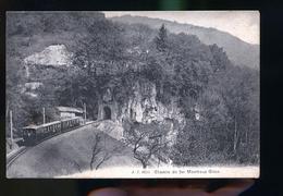 MONTREUX LE TRAIN - Suisse