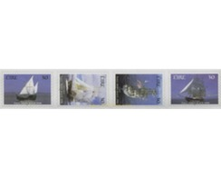 Ref. 313741 * MNH * - IRELAND. 1998. CARRERA DE VELEROS CUTTY SARK 1998 - Sailing