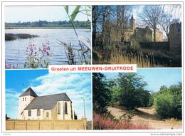 Groeten Uit Meeuwen-Gruitrode  (4 Zichten) - Meeuwen-Gruitrode