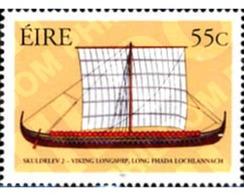 Ref. 216882 * MNH * - IRELAND. 2007. VIKING SHIP . BARCO VIKINGO - 1949-... Republic Of Ireland