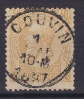 N° 50 COUVIN - 1884-1891 Leopold II