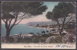 ITALY ,  SAN REMO ,  OLD  POSTCARD - San Remo
