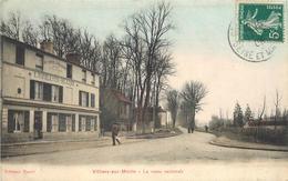 VILLIERS SU MORIN - La Route Nationale. - Autres Communes