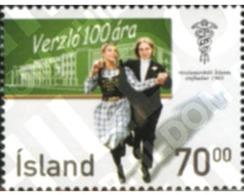 Ref. 185962 * MNH * - ICELAND. 2005. CENTENARY OF COMMERCE SCHOOL . CENTENARIO DE LA ESCUELA DE COMERCIO - 1944-... República