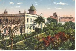 POSTAL    TETUAN  -MARRUECOS  - LA RESIDENCIA (LA RESIDENCE) - Marruecos