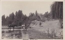 ESTERO LIMACHE. CHILE. CIRCA 1940's- BLEUP - Chili