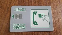 Télécarte Du Luxembourg 120 Ut SC03 - Luxembourg