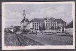 AUSTRIA , STIFT  HERZOGENBURG ,  OLD  POSTCARD - Herzogenburg