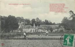 BOIS COMMEAU - Près De Clefs, Cultures. - Other Municipalities