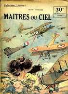Guerre 14 18 : Maitres Du Ciel Par D'Orcines - War 1914-18