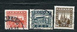 Dänemark Nr.110/12           O  Used                        (584) - 1913-47 (Christian X)