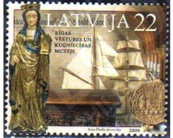 Ref. 235978 * MNH * - LATVIA. 2008.  - Ships