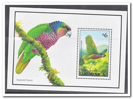 Dominica 1993, Postfris MNH, Birds - Dominica (1978-...)