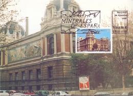 ESPANA  MAXIMUM MADRID ENGINEERING SCHOOL     (GIUGN180234) - Minerali