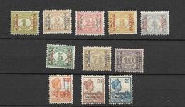 1922 MH Nederlands Indië, Jaarbeurs Bandoeng - Indes Néerlandaises