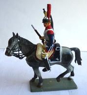 FIGURINE STARLUX Cavalier Empire C 101 CUIRASSIERS 5è REGIMENT 1810 - 1815 Plastique 1/32èm - Starlux