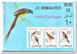Somalië 1980, Postfris MNH, Birds - Somalië (1960-...)