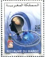 Ref. 198596 * MNH * - MOROCCO. 2005. 13th WORLD CONGRESS ON NEUROLOGICAL SURGERY . 13 CONGRESO MUNDIAL DE NEUROCIUJIA - Morocco (1956-...)