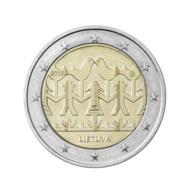 NEU Litauen 2018 2 EURO Münzen  Coin Liederfest Lied Fest Song Festival  UNC - Lituania